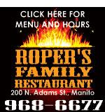Roper's Family Restaurant
