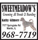 Sweetmeadow's Grooming and Boarding