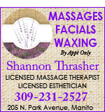 Shannon Thrasher Massage