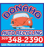Donago Auto Salvage