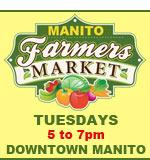 Manito Farmer's Market