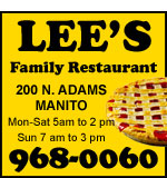 Lee's Family Restaurant