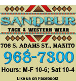 Sandbur Tack & Western Wear